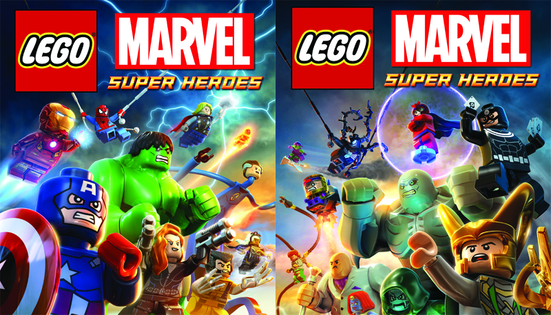 Marvel lego ps3 game : Svens pizza