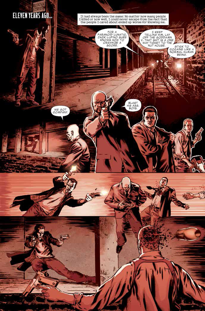 Comic Book Review Max Payne 3 The Complete Series Comicsonline