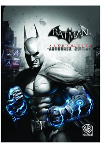 Batman Arkham City Armoured Edition Key Art