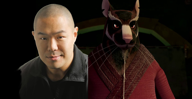 Interview Hoon Lee Splinter From Tmnt 2012 Comicsonline