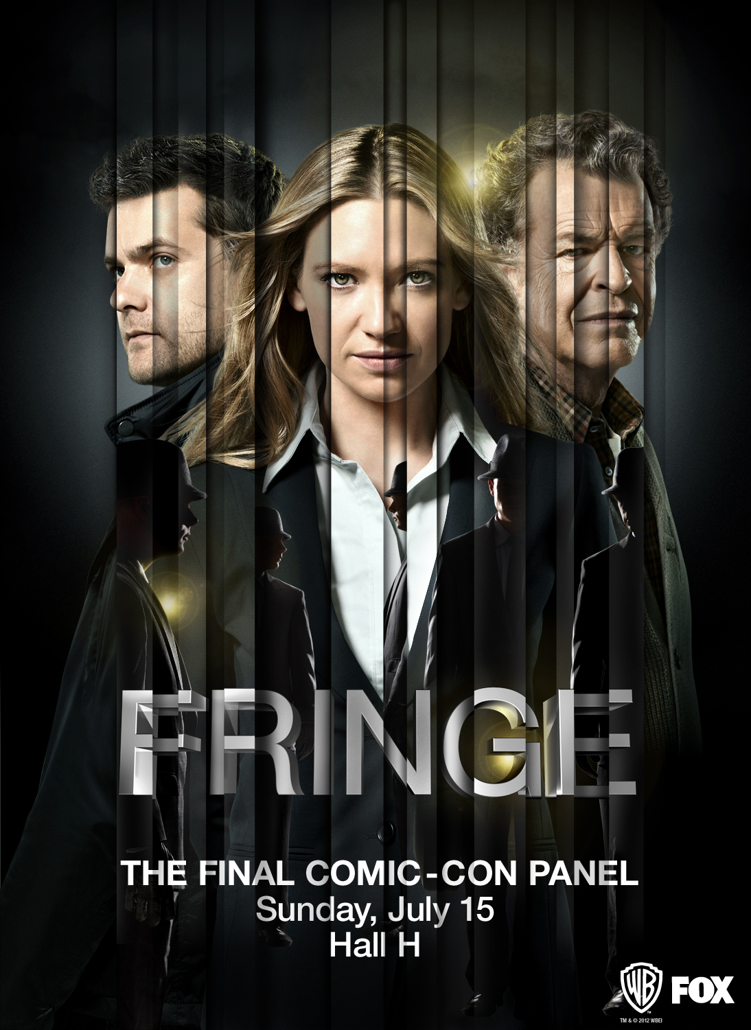 FRINGE Sunday Hall H - SDCC 2012