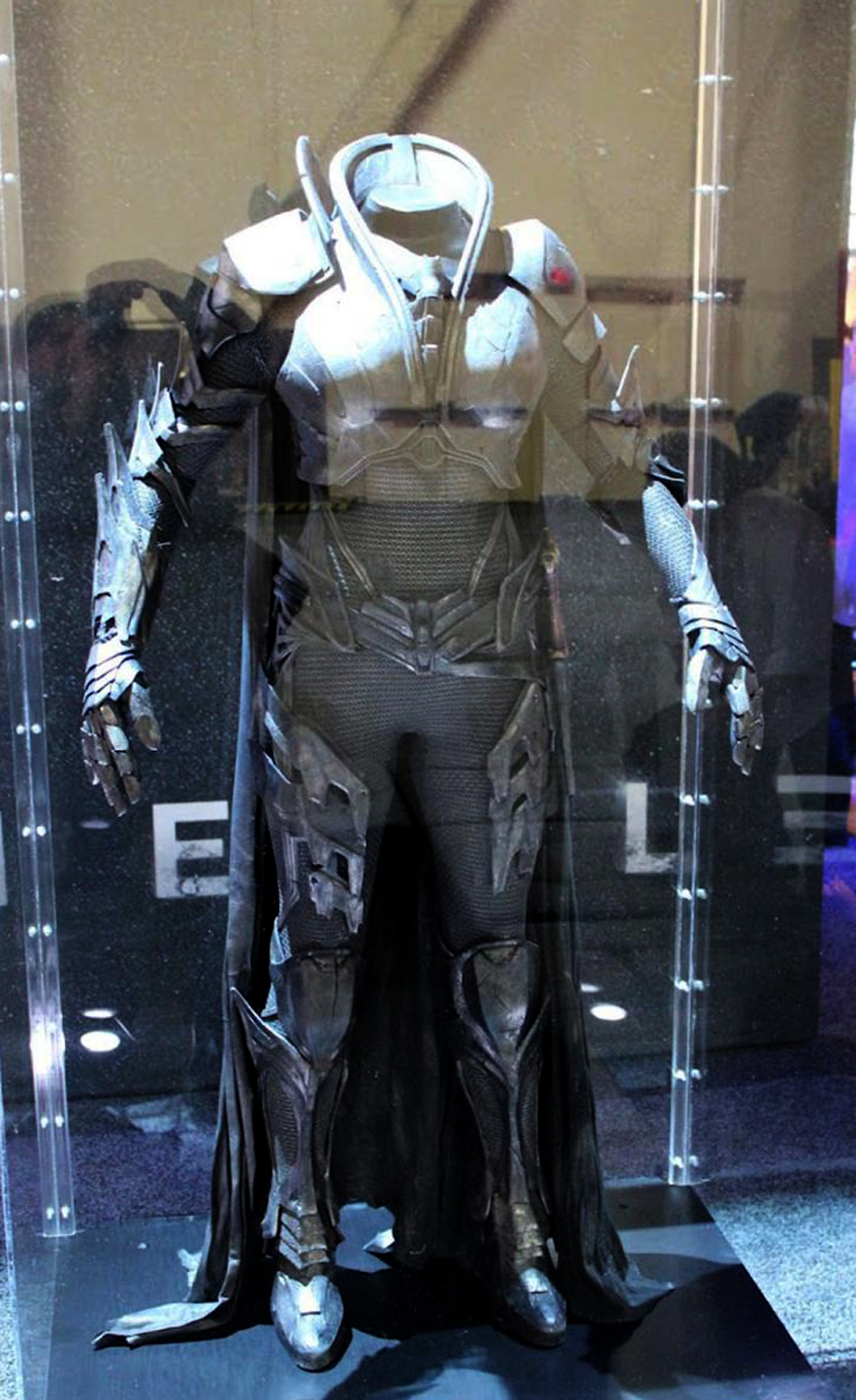 Faora full costume