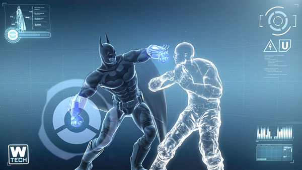 Batman Arkham City - Armored Edition Screen Shot