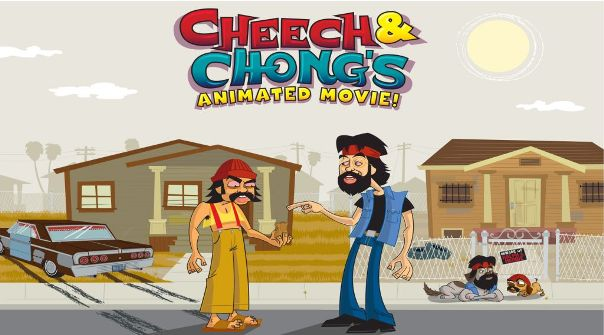 Watch Cheech & Chong`S Animated Movie (2013) witch