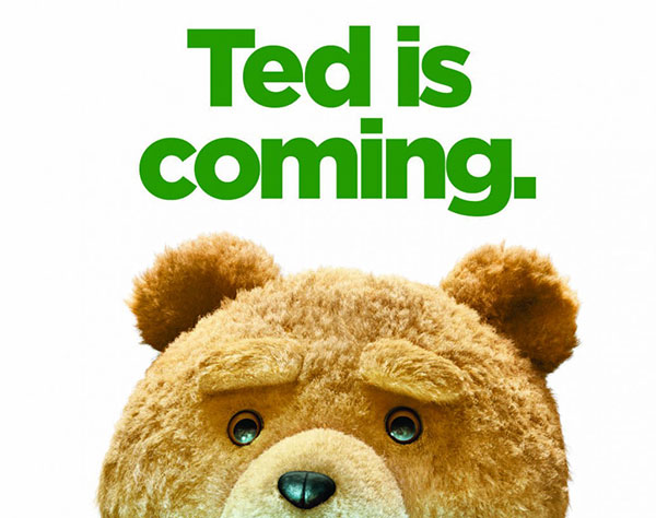 TED movie teaser